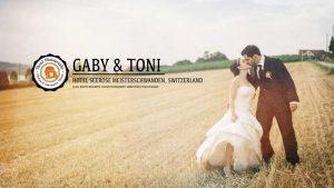 Hochzeitsfotos und einzigartige Hochzeitsvideos im cinematic Style