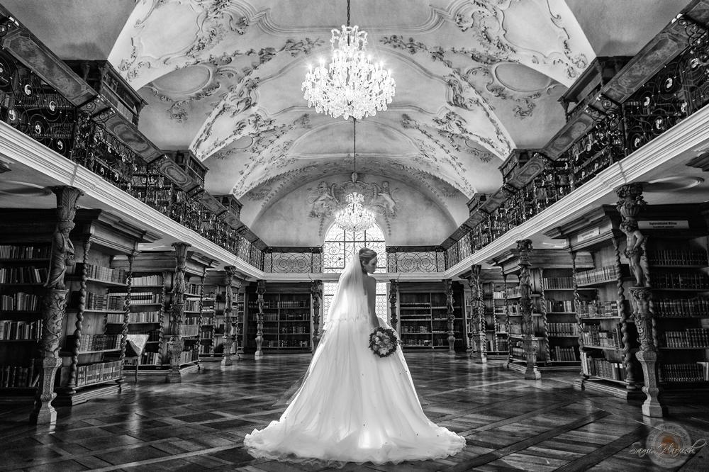Hochzeit im Kloster St. Urban