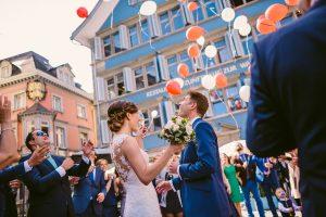 Hochzeit @ zur Waag Zurich