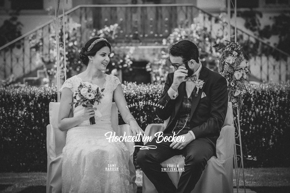 Hochzeit im Bocken
