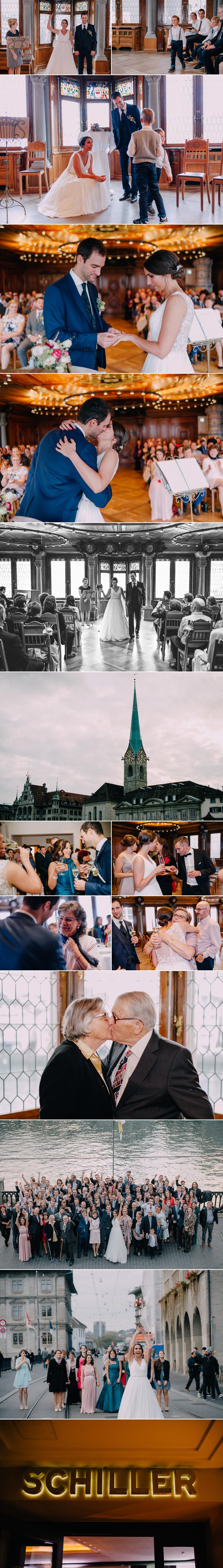 Der Hochzeitstag von Claudia und Marcel