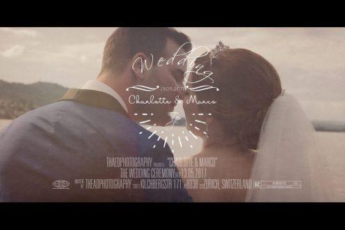 Video, Wedding, Seehotel Sonne by Lake Zurich