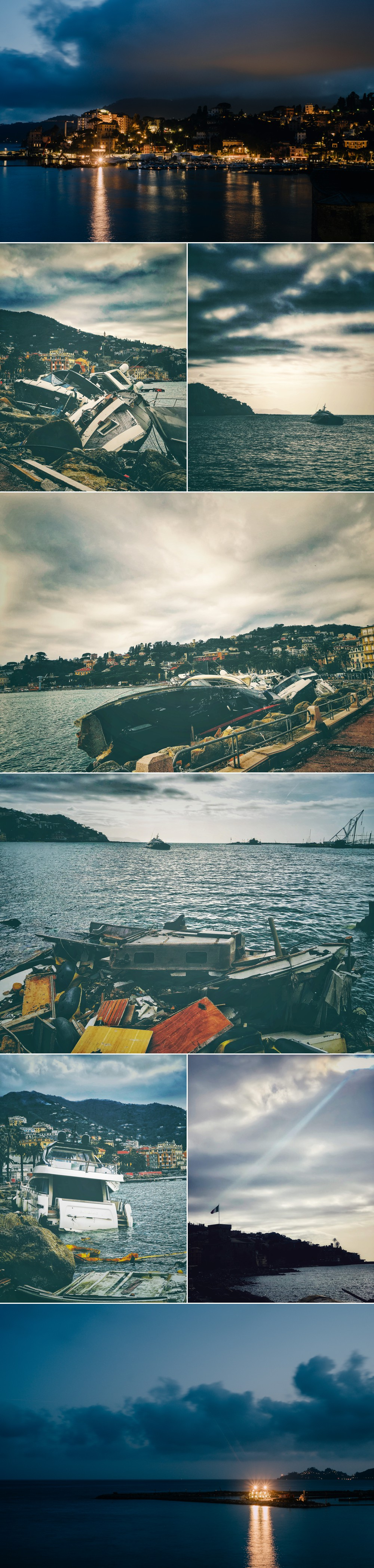 In October 2018 Rappello's port was destroyed