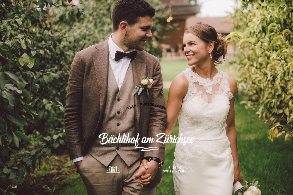 Hochzeit auf dem Bächlihof