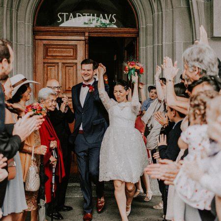 Hochzeit @Zivilstandsamt Zürich