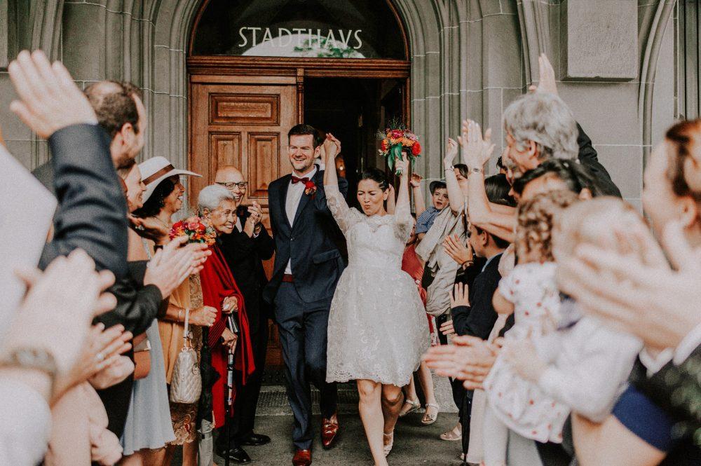 Hochzeit @ @zivil standsamt zuerich