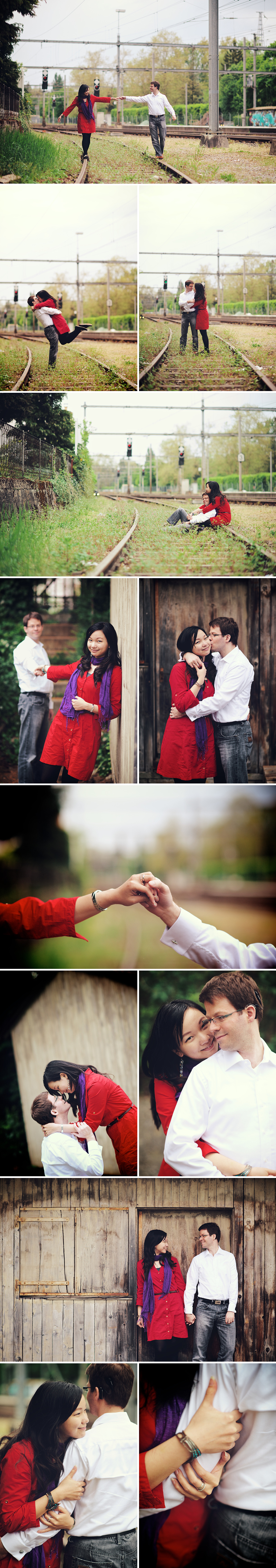 Engagement Shooting mit Vivien & Kay